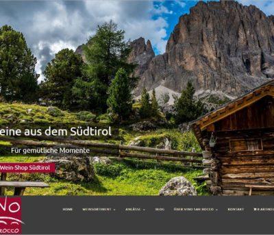 Onlineshop Vino San Rocco