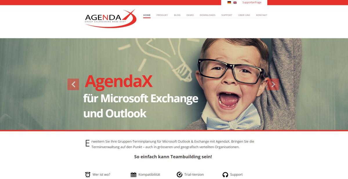 agendax gruppenkalender software