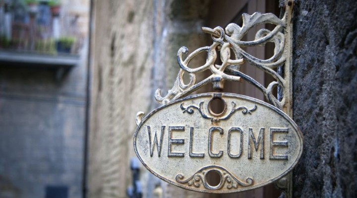 Willkommen auf Webseite