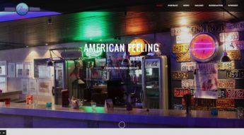 Responsive Homepage Cheers Bar Daettwil